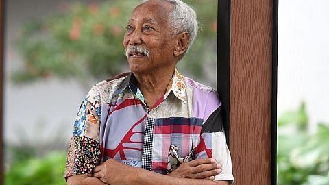 SARKASI SAID Perginya 'Bapa Batik SG'