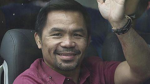 RENCANA Musim pilihan raya Filipina membahang