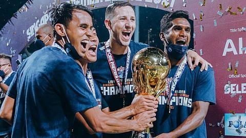 Hariss idam pula bantu Singa capai kejayaan di Piala AFF Suzuki