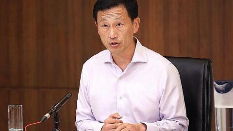 Gangguan digital dalam jagaan kesihatan tidak akan berlaku secepat sektor lain: Ong Ye Kung