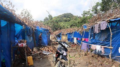 Ribuan penduduk Myanmar larikan diri sedang krisis pelarian memburuk