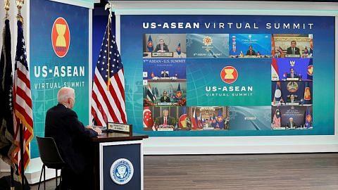 Jaminan AS Aukus sokong Asean sebagai teras, keamanan dan kestabilan dialu-alu: PM Lee