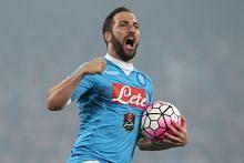 Pemindahan Higuain ke Juventus cecah rekod ketiga termahal dunia