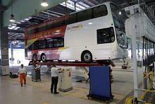 Pengendali bas terbaru mula beroperasi 4 September