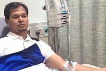 Bekas pemain nasional, jurulatih FAS anjur perlawanan amal bantu Amin Nasir