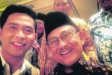 Cakra Khan tidak sangka mantan presiden Indonesia suka lagunya