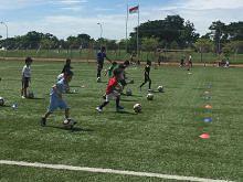 Acara bola sepak bantu murid disleksia lebih yakin