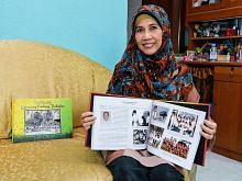Hafiza Talib kongsi teknik tulis kisah keluarga