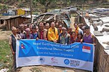 Mangsa banjir di Myanmar, gempa di Nepal terima dana Muslim S'pura