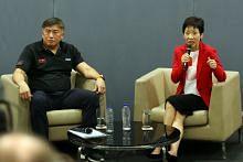 SUKAN BERPRESTASI TINGGI 'Sistem sokongan' sukan Singapura akan terus dipertingkat