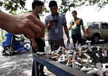 Duterte mahu semua tempat awam di Filipina 'bebas rokok'