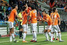 Buat tahun kedua trofi Liga-S milik kelab 'asing'