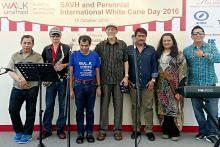 Dana $268,000 dikumpul untuk Persatuan Orang Cacat Penglihatan