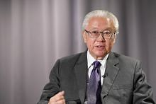 Presiden Tony Tan tidak akan bertanding