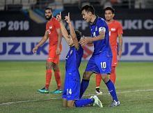 Gol lewat Thai tipiskan harapan Singa