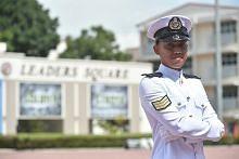 3SG Syohir dianugerah Bayonet Emas selepas ikut jejak datuk sahut 'panggilan laut'