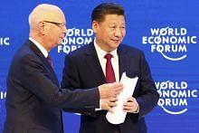 Tumpuan Davos