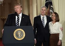 Trump namakan Hakim Mahkamah Agung