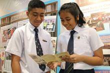 Program Persahabatan 'satukan' pelajar Beatty, Balestier Hill