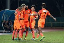 Hougang, Tampines catat kemenangan SOROTAN MINGGUAN LIGA-S GREAT EASTERN-HYUNDAI