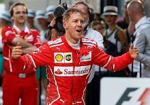 Vettel mulakan musim dengan kemenangan FORMULA SATU
