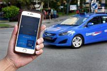 Sambutan baik bagi tambang tetap teksi ComfortDelGro