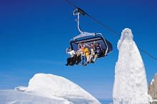 'Larikan diri' ke gunung bersalji Switzerland KEMBARA