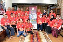 PIALA SULTAN SELANGOR Pasukan bola sepak nasional perlu sokongan padu peminat setempat
