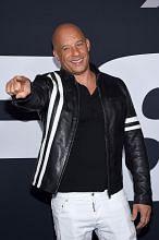 Vin Diesel masih kenang teman akrab yang sudah meninggal