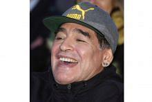 Maradona kembali jadi jurulatih kelab di UAE PERSONALITI SUKAN