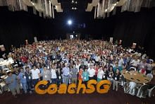 CoachSG bagi pertingkat jurulatih sukan