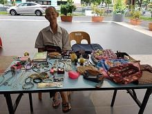 Penjaja pasar lambak Sungei Road dapat bantuan agensi pemerintah