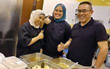 Khidmat 'Tingkat Ramadan' permudah tugas kaum ibu