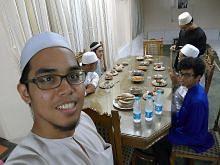 Tidak keseorangan di Mesir walau tanpa famili