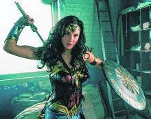 'Wonder Woman' bukan 'Sleeping beauty'...