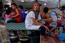 Perang ragut kemeriahan beraya penduduk Marawi