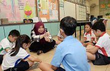 Mulakan 'perang' untuk murid lawan gerun Matematik