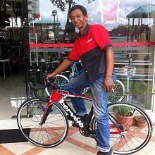 Pengalaman pahit buat anak Singapura ke Amerika belajar baiki basikal