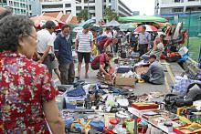 'Selamat tinggal' kepada pasar lambak Sungei Road