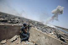 PM Iraq puji askar, rakyat bagi kejayaan