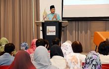 Besarkan anak titipan usaha mulia: Mufti