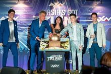 Anggun kembali adili 'Asia's Got Talent' sebab hati kekal di Asia