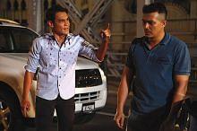 Aaron Aziz, Hisyam Hamid tunjang filem pengarah mapan Osman Ali