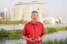 PM Lee: Ekonomi SG dijangka tumbuh 2.5 peratus