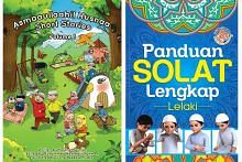 Buku agama Islam dijual di cawangan tertentu Popular
