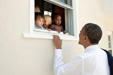 Tweet Obama mengenai isu dapat jumlah rekod 'like'