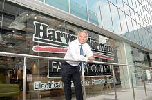Pengalaman 'visual' bagi pelanggan Harvey Norman