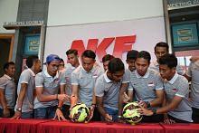 KELAYAKAN PIALA ASIA Khairul, Fazrul kembali sertai skuad negara