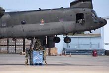 Taufan Harvey: RSAF lakukan 14 misi hantar bekalan bantuan