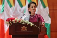 Krisis Rohingya: Suu Kyi kutuk pencabulan hak asasi